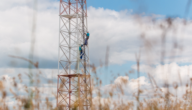 Київстар збільшив покриття 4G у Запорізькій і Херсонській областях