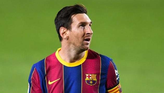 Мессі не потрапив до заявки «Барселони» на матч із «Динамо»