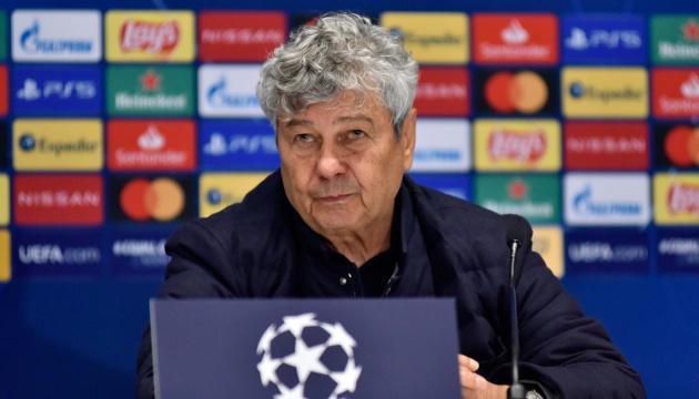 Луческу: Нам важно победить «Барселону»