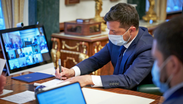 Zelensky tables bill to support businesses during lockdown