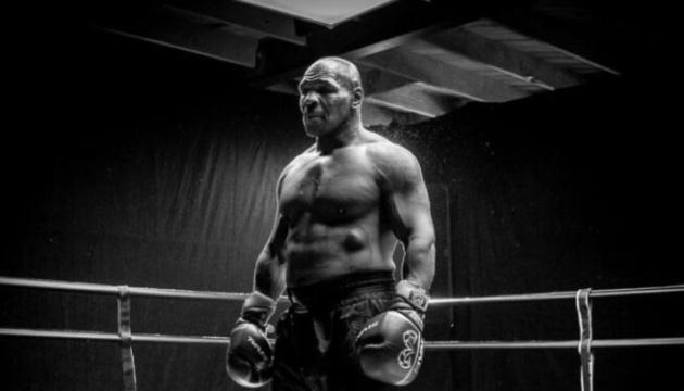 Ради возвращения на ринг Тайсон сбросил 45 килограммов