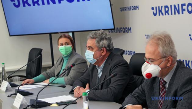Результаты первых конкурсов, проведенных новообразованным Национальным фондом исследований Украины