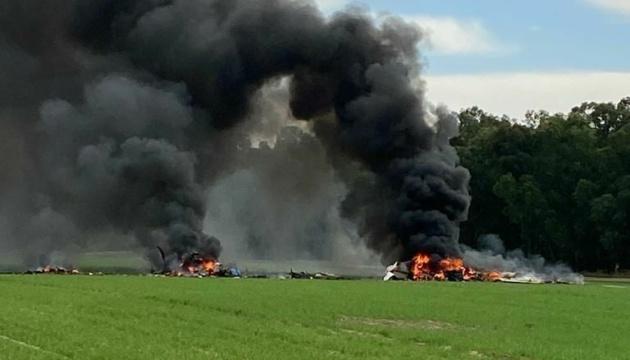 В Ізраїлі розбився легкомоторний літак, є загиблі