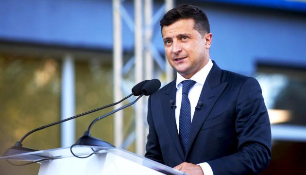 Зеленський - про закон щодо декларацій: Важливо, що встигли до 2021 року