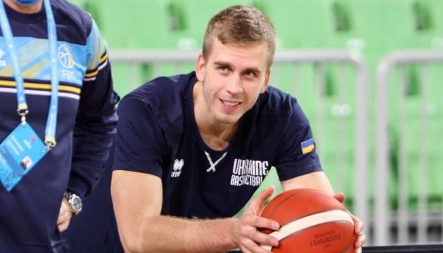 Баскетбол: центровий Герун приєднався до збірної України