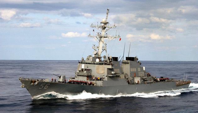 Росія пригрозила протаранити корабель США в Японському морі
