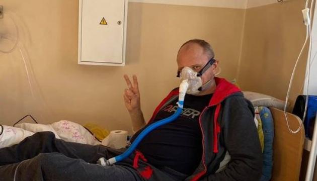 На Тернопільщині від COVID-19 помер волонтер