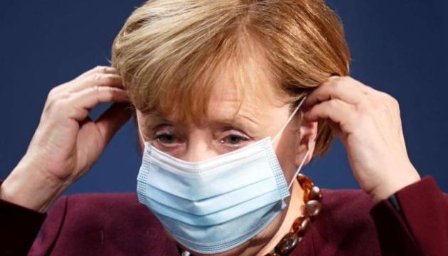 Германия продлевает усиленный карантин до середины февраля