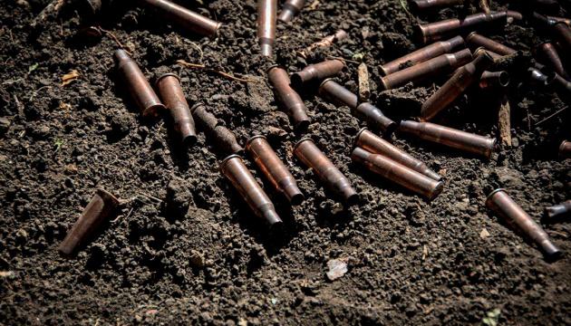 Окупанти відкривали вогонь з СПГ на Приазов'ї, під Новолуганським загинули троє бійців