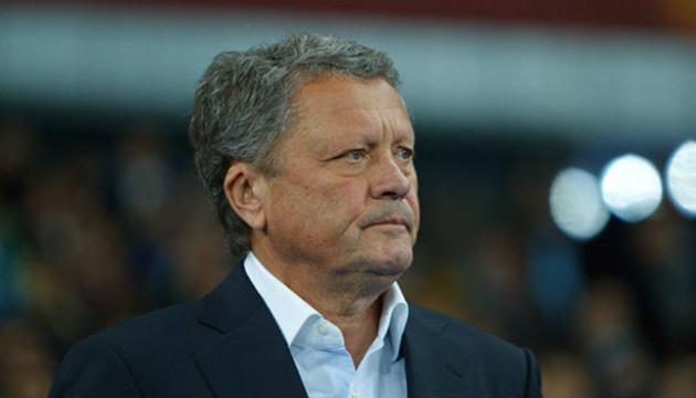 Маркевич обурений рішенням про технічну поразку України від Швейцарії