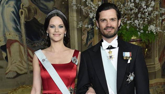 Принц і принцеса Швеції захворіли на COVID-19