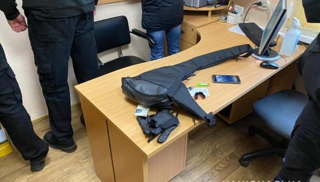 В Коцюбинском пытались заблокировать работу избирательной комиссии