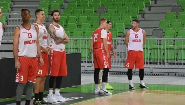 Баскетболісти збірної Угорщини терміново залишають