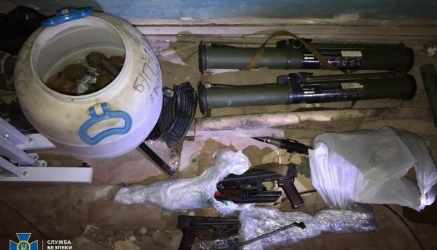 Поряд з урядовим кварталом в Нацакадемії аграрних наук знайшли арсенал зброї
