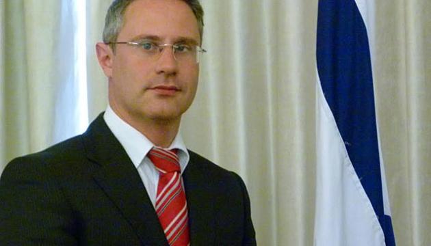 Послом Израиля в Украине станет дипломат Михаил Бродский