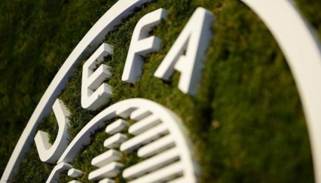 Україна залишається на 12 місці в таблиці коефіцієнтів УЄФА