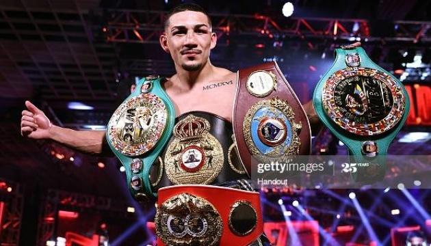 Бокс: Теофимо Лопес назвал своих желаемых соперников