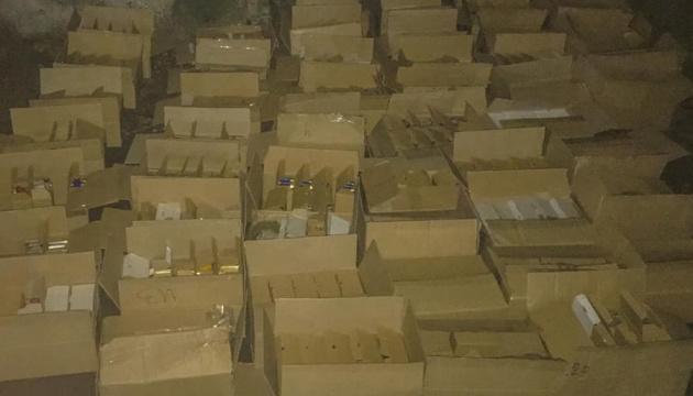 В Киеве выявили мастерскую по изготовлению боеприпасов