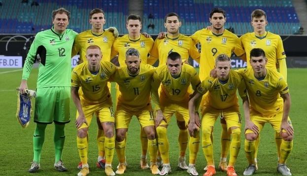 Збірна України - на 24-му місці у рейтингу ФІФА