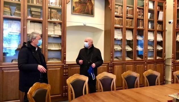 На Ровенщине развивают туризм с акцентом на уникальность края - Ткаченко