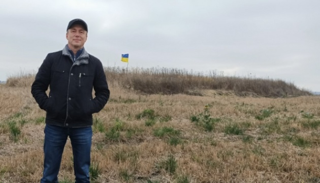 На Чернігівщині з'явився «хранитель курганів»