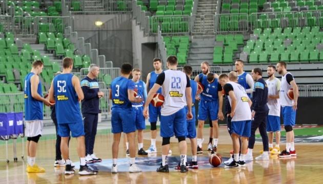 Баскетбол: Украину ждет испытание чемпионами Европы