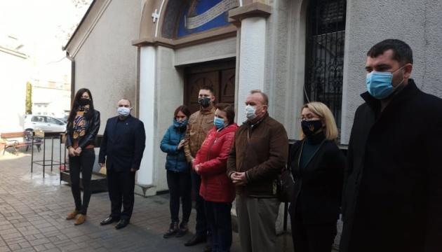 У Північній Македонії дипломати і діаспора вшанували пам'ять жертв Голодомору
