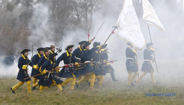 Музей истории Полтавской битвы пригласил туристов на штурм царских редутов