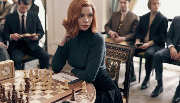 В сериале «Ход королевы» есть украинский след - шахматист Иванчук