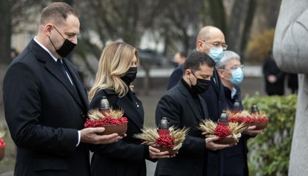 Відлуння Голодомору наша країна відчуває і сьогодні – Єрмак