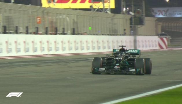 Формула-1: Хэмилтон выиграл квалификацию Гран-при Бахрейна
