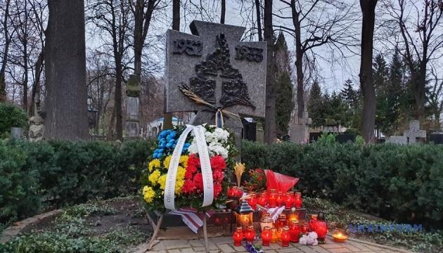 У Польщі вшанували пам'ять жертв Голодомору