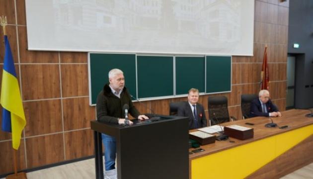 У харківському виші відкрили «лазерну» навчальну аудиторію