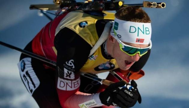 Бё выиграл спринт на этапе Кубка мира по биатлону в Контиолахти; Пидручный - 57-й