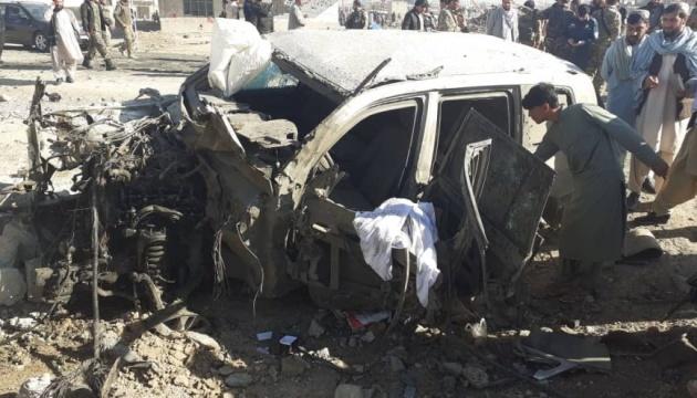 Кількість жертв вибуху в Афганістані зросла до 30