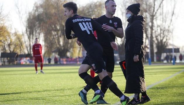Первая лига: «Верес» обыграл «Оболонь», победы «Агробизнеса» и «Альянса»