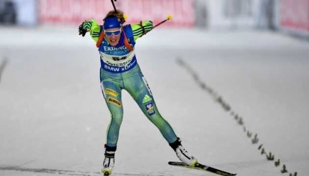 Шведка Еберг виграла спринт фінського етапу Кубка світу з біатлону; Підгрушна - десята