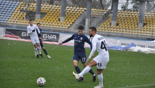 «Минай» проиграл «Заре» в 11 туре футбольной Премьер-лиги Украины