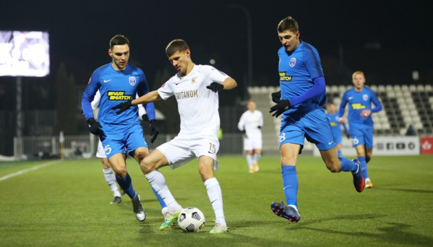 «Колос» і «Десна» обмінялися голами з пенальті в матчі футбольної Прем'єр-ліги