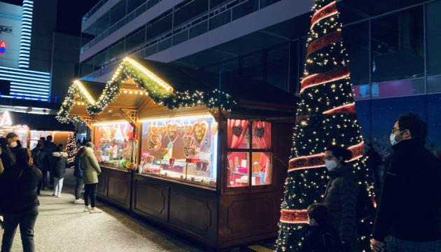 У Німеччині не відкрилися різдвяні ярмарки