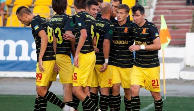 «Інгулець» вперше переміг у футбольній Прем'єр-лізі України