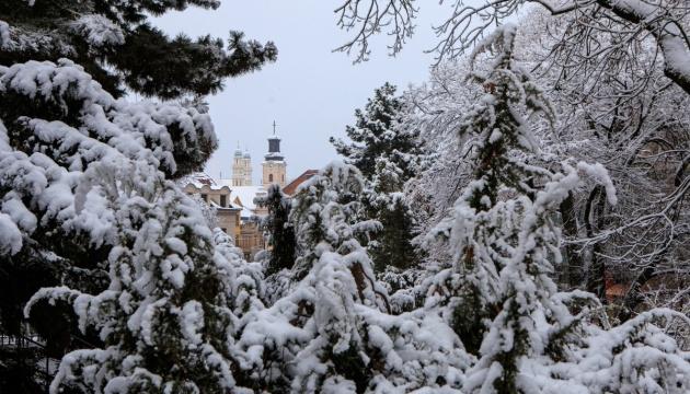 Украину накрыл снежный циклон: какие области заметет больше всего