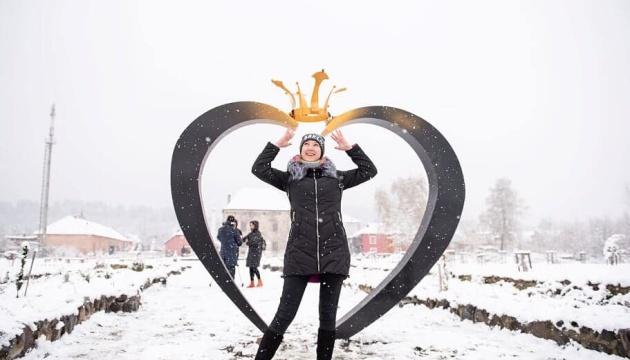 В Сент-Миклош появилось сердце