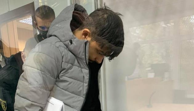 ДТП на «островке безопасности» в Харькове: суд оставил гражданина Египта под арестом