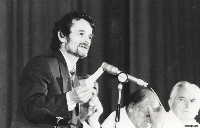 Мустафа Джемілєв, 1991 рік