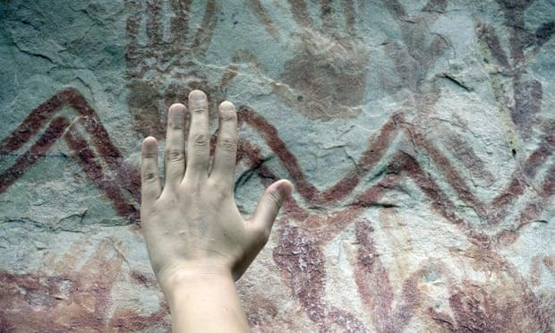 В джунглях Амазонии нашли тысячи доисторических рисунков