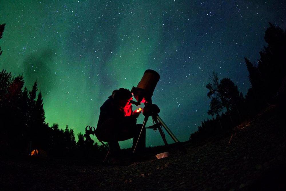 Північна обсерваторія доктора Роберти Бондар