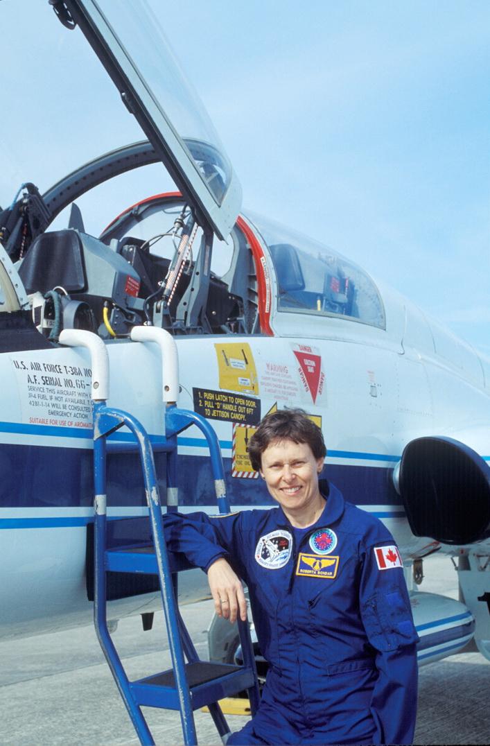 сертифікований пілот Роберта Бондар