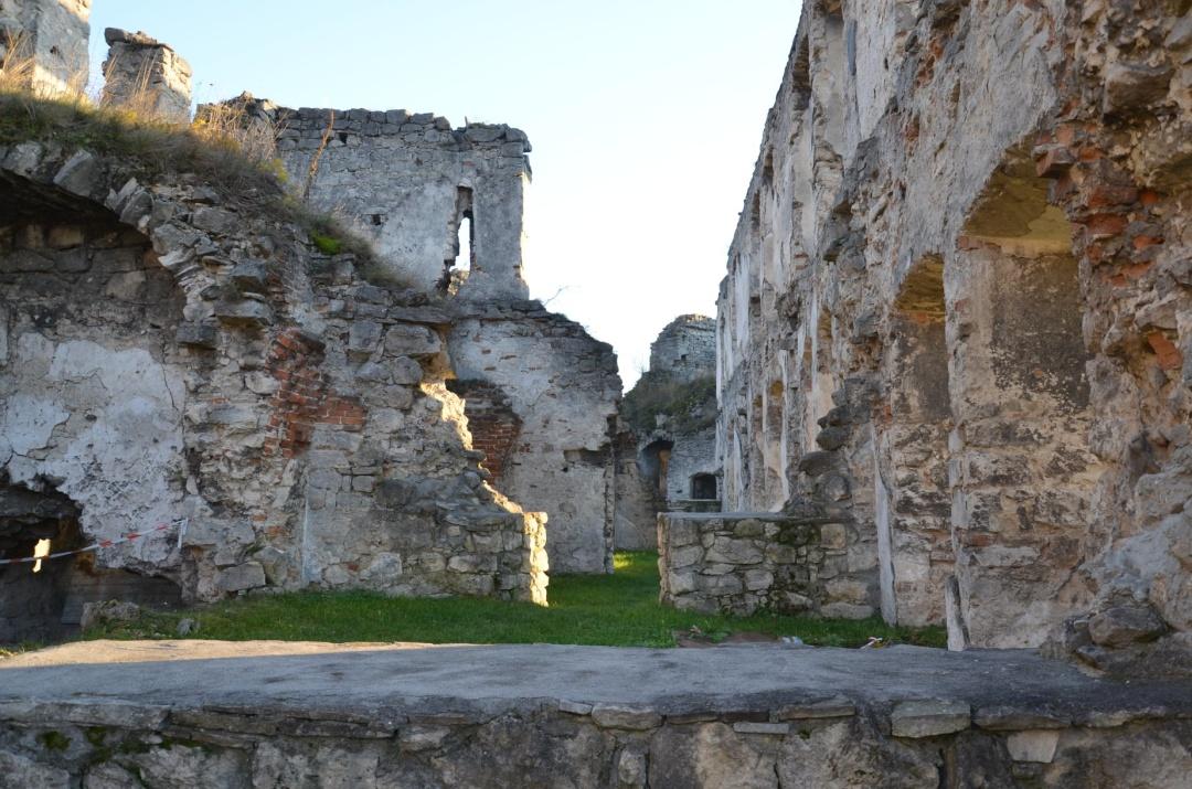 Чертковский замок хотят восстановить к 500-летию города