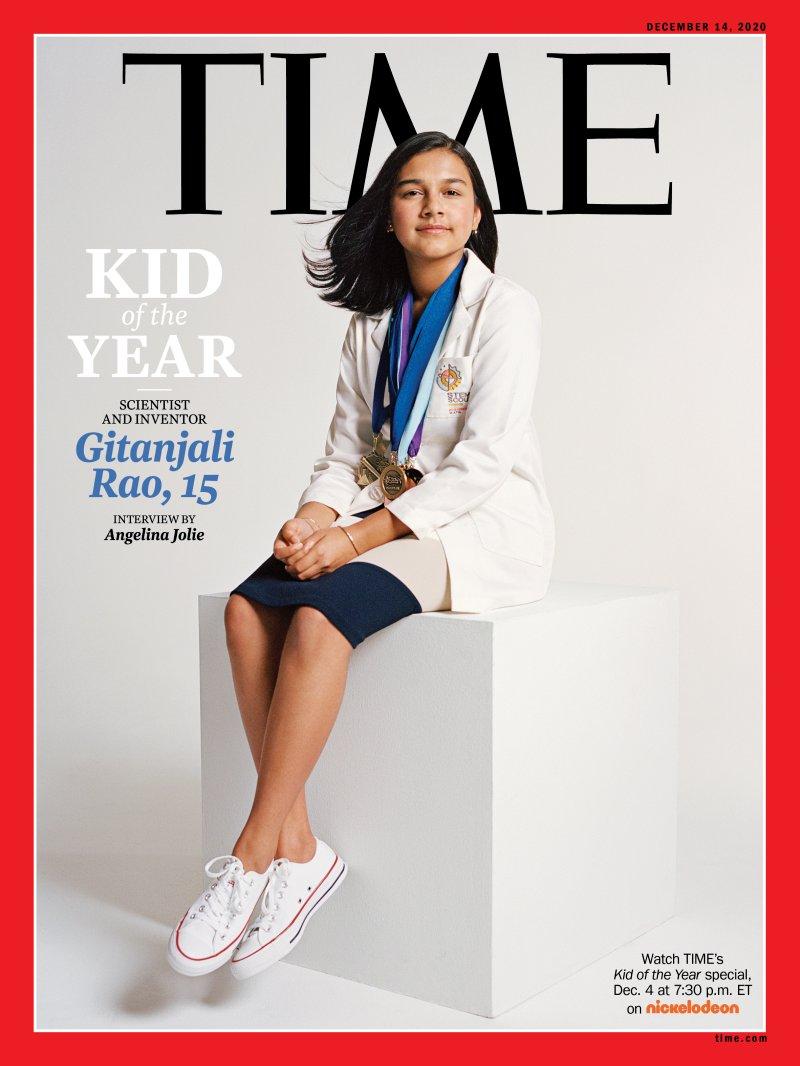 Time впервые назвал «Ребенка года»